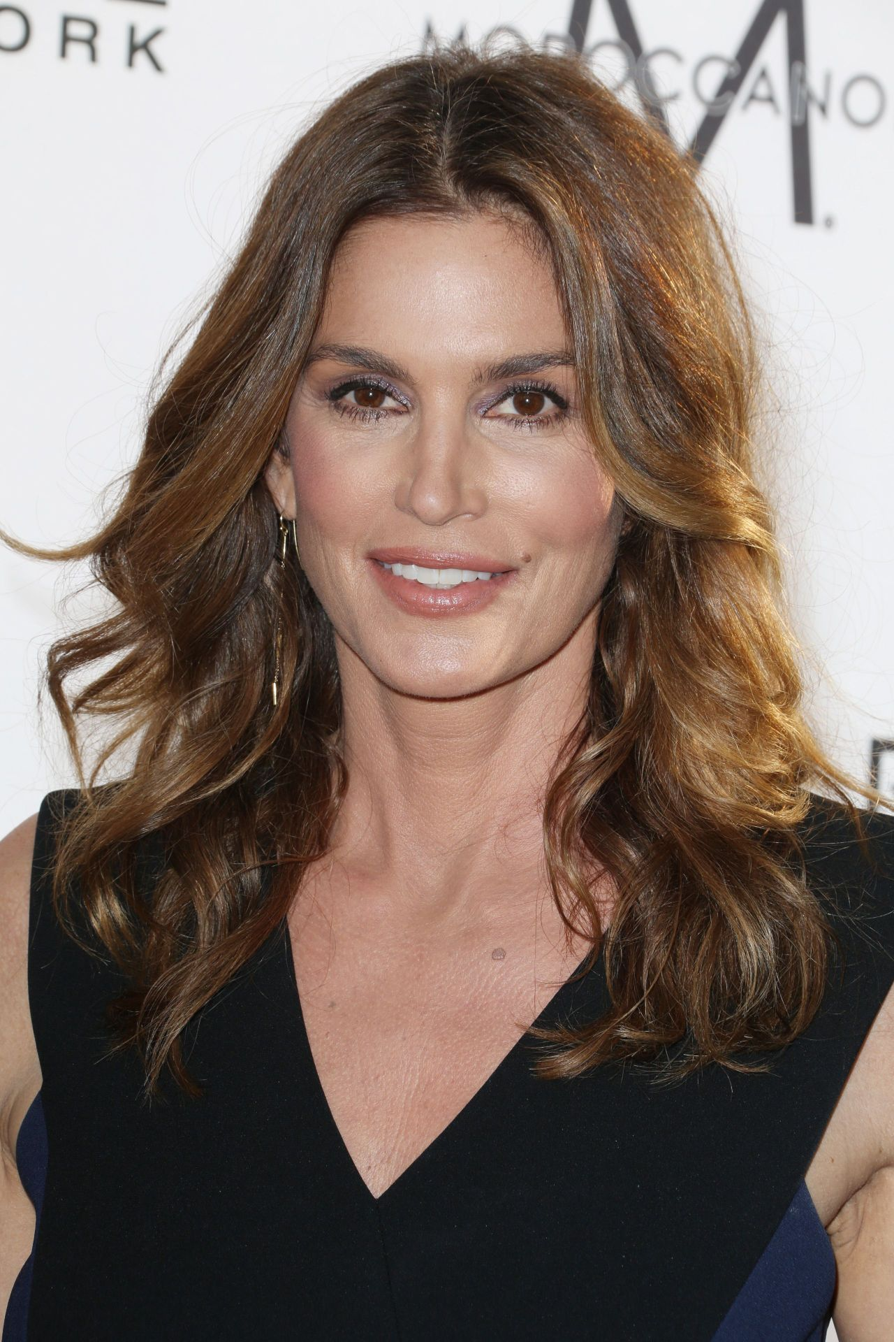 Cindy Crawford S Daughter Talks: Cindy Crawford At Daily Front Row's Fashion Los Angeles