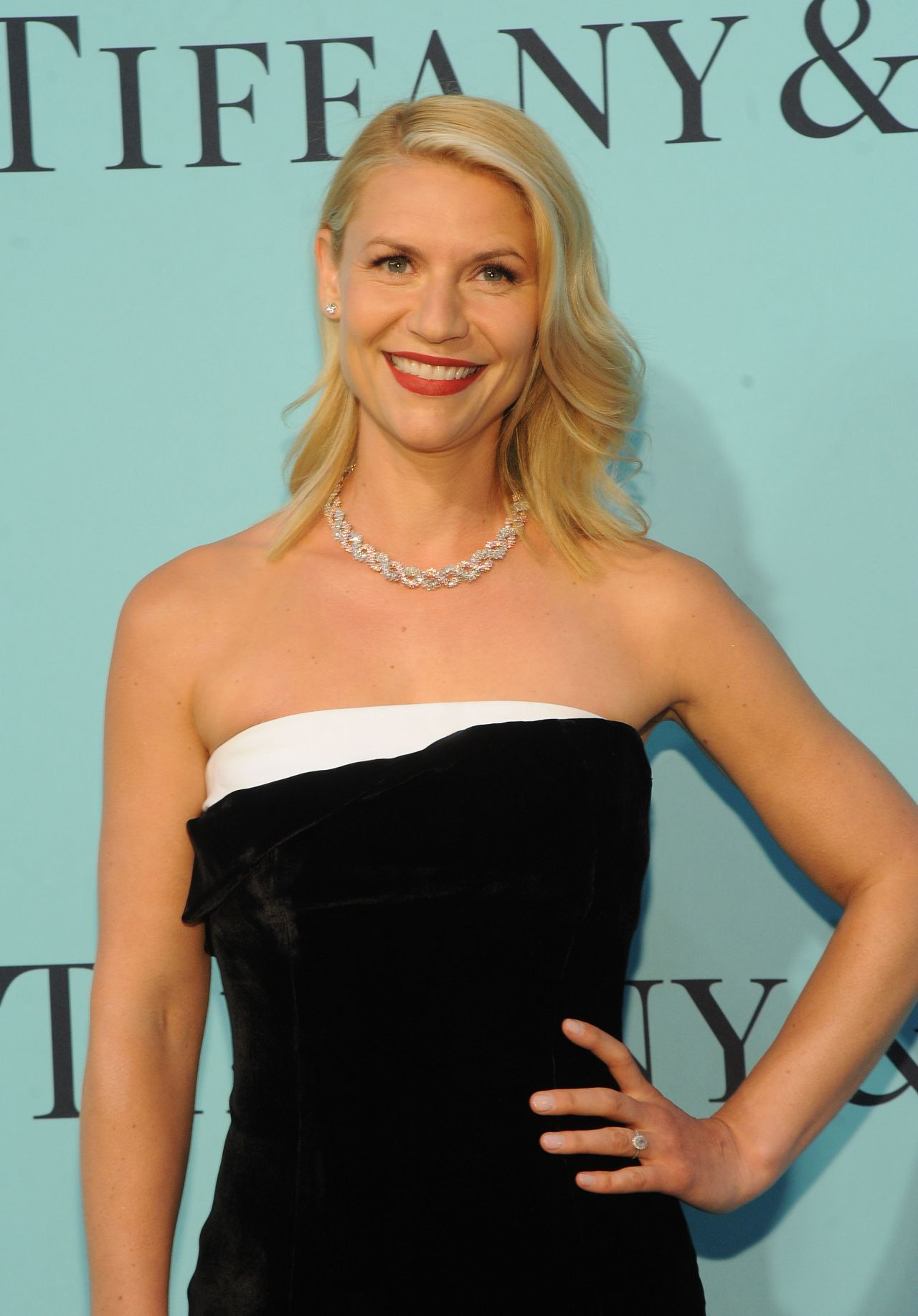 Claire Danes – Tiffany & Co. Blue Book Collection Gala in ... Claire Danes