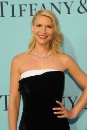 Claire Danes – Tiffany & Co. Blue Book Collection Gala in New York City 4/21/2017