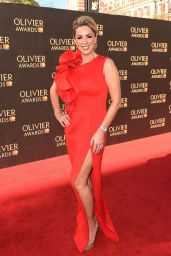 Claire Sweeney – Olivier Awards in London 4/9/2017