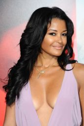 "Claudia Jordan – ""Unforgettable"" Premiere in LA 4/18/2017"