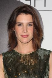 """Cobie Smulders - """"Present Laughter"""" Opening Night in NYC 4/5/2017"""