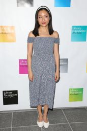 Constance Wu - Young Literati Toast Event in Los Angeles 4/1/2017