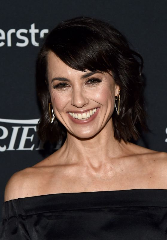 Constance Zimmer Appeared on Variety Studio: Actors on Actors in LA 4/2/2017