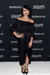 Constance Zimmer Appeared on Variety Studio: Actors on Actors in LA 4/2/2017