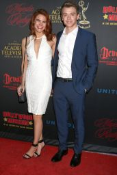 Courtney Hope – Daytime Emmy Awards Nominee Reception in LA 4/26/2017