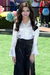 """Cree Cicchino at """"Smurfs: The Lost Village"""" Premiere in Los Angeles"""
