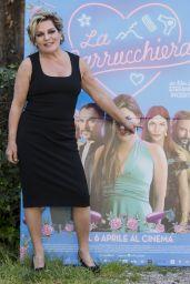 """Cristina Donadio - """"La Parrucchiera"""" Film Photocall in Rome, Italy 3/31/2017"""