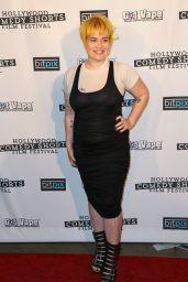 Crystal Correa – Hollywood Comedy Shorts Film Festival in LA 4/15/2017