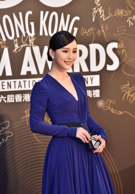 Dada Chan – Hong Kong Film Awards 2017 in Hong Kong