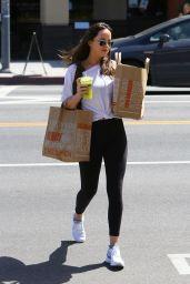 Dakota Johnson - Shopping at Erewhon in LA 4/23/2017