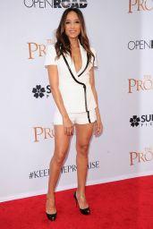 "Dania Ramirez – ""The Promise"" Premiere in Los Angeles 4/12/2017"