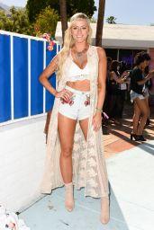 Danielle Moinet – Galore x Grindr Pool Party at Coachella 2017