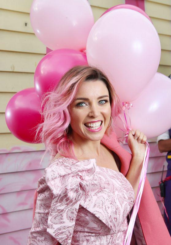 Danni Minogue Photoshoot - Luna Park in Melbourne 4/1/2017