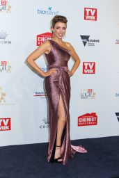 Dannii Minogue at TV Week Logie Awards 2017 in Melbourne, Australia