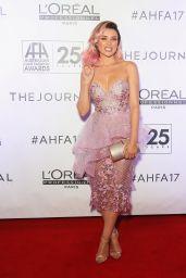 Dannii Minogue - Australian Hair Fashion Awards in Sydney 4/2/2017