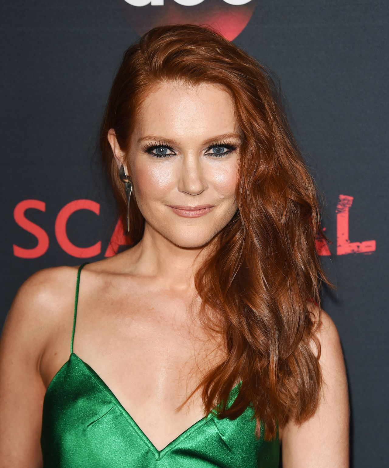 Darby Stanchfield Scandal 100th Episode Celebration In