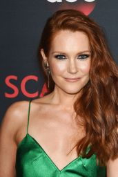 "Darby Stanchfield – ""Scandal"" 100th Episode Celebration in WeHo 4/8/2017"