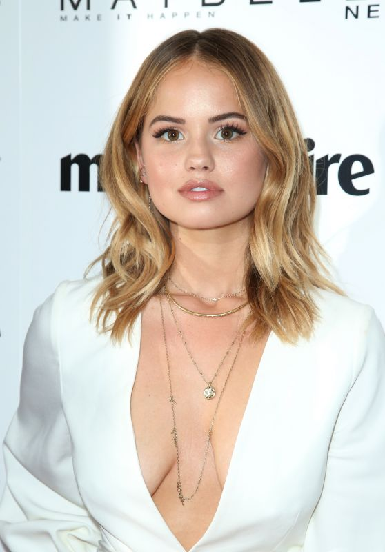 Debby Ryan Marie Claire S Fresh Faces Celebration In