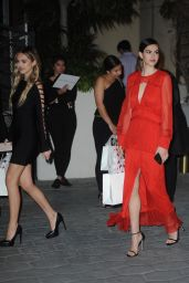 Delilah Hamlin at Daily Front Row's Fashion Los Angeles Awards 2017