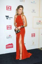Delta Goodrem - TV Week Logie Awards in Melbourne, Australia 4/23/2017