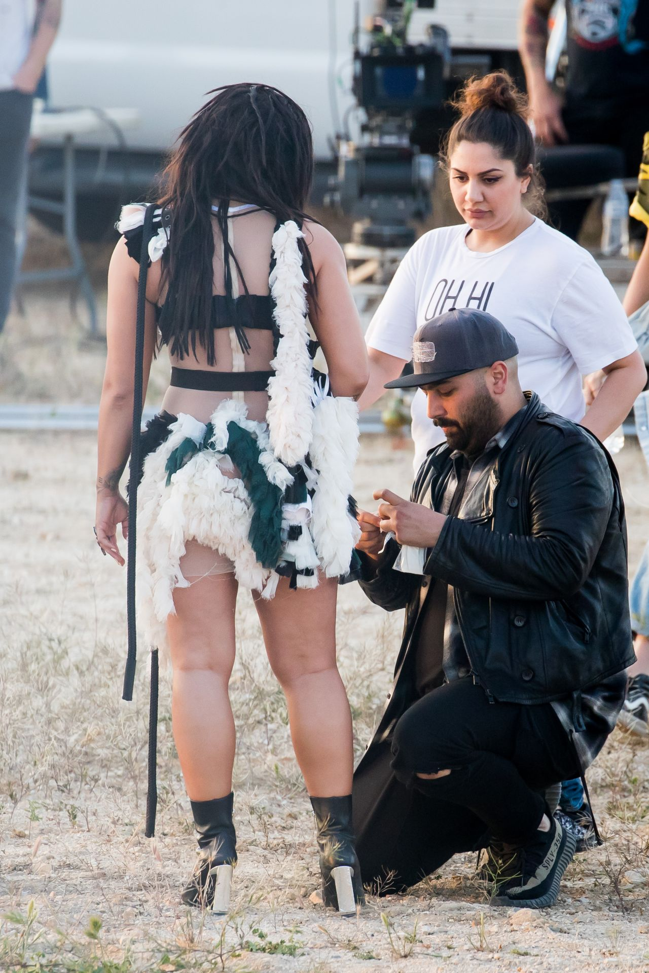 Demi Lovato Filmed A Music Video For Her Song Quot No