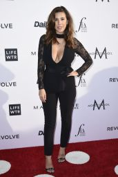 Devin Brugman at Daily Front Row's Fashion Los Angeles Awards 2017