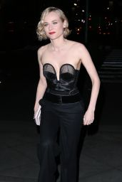 Diane Kruger – Arrives at Montblanc for UNICEF Collection launch in NY 4/3/2017