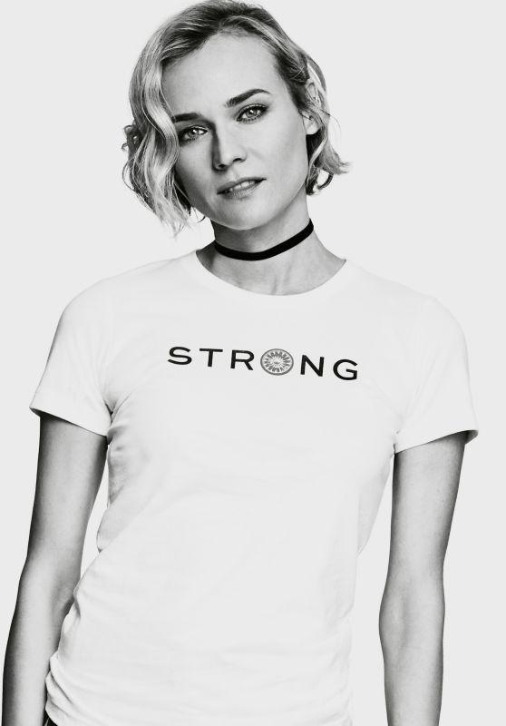Diane Kruger – Embrace Ambition Campaign 2017