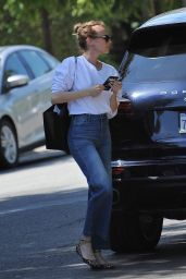 Diane Kruger - Out in Beverly Hills 3/31/2017