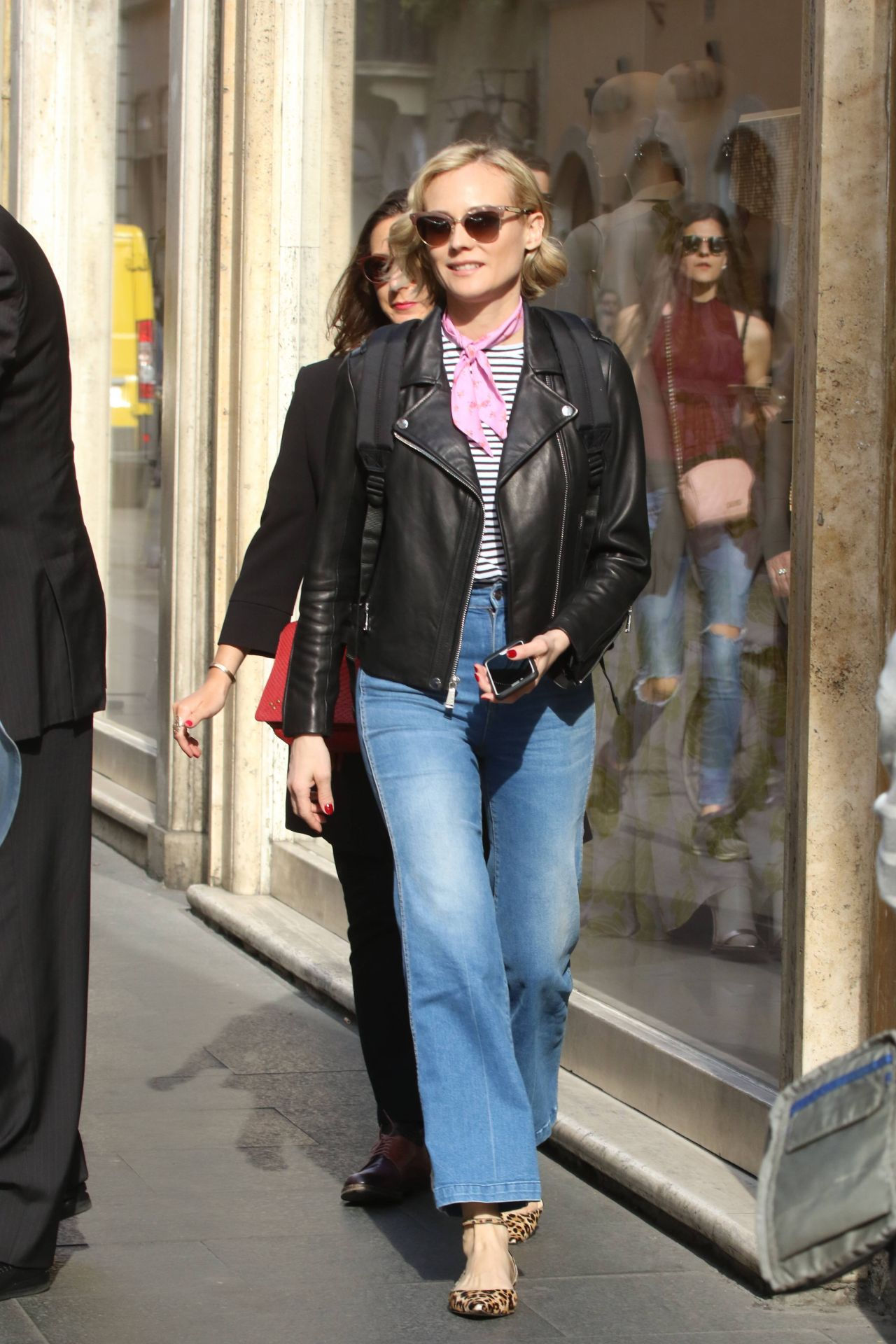 Diane Kruger Urban Outfit Rome Italy 4 6 2017