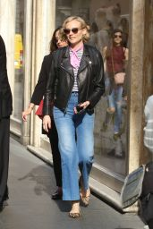 Diane Kruger Urban Outfit - Rome, Italy  4/6/2017