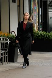 Dianna Agron in Soho in New York City 04/26/2017
