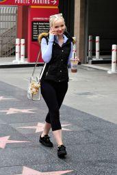 Dove Cameron Cute Style - Hollywood, CA 4/18/2017