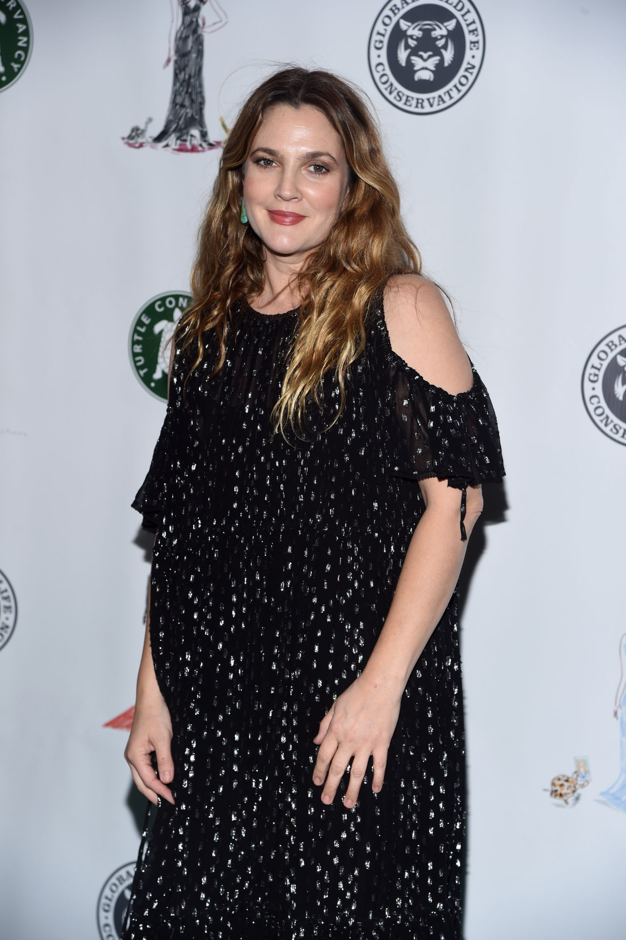 Drew Barrymore - The Turtle Conservancy