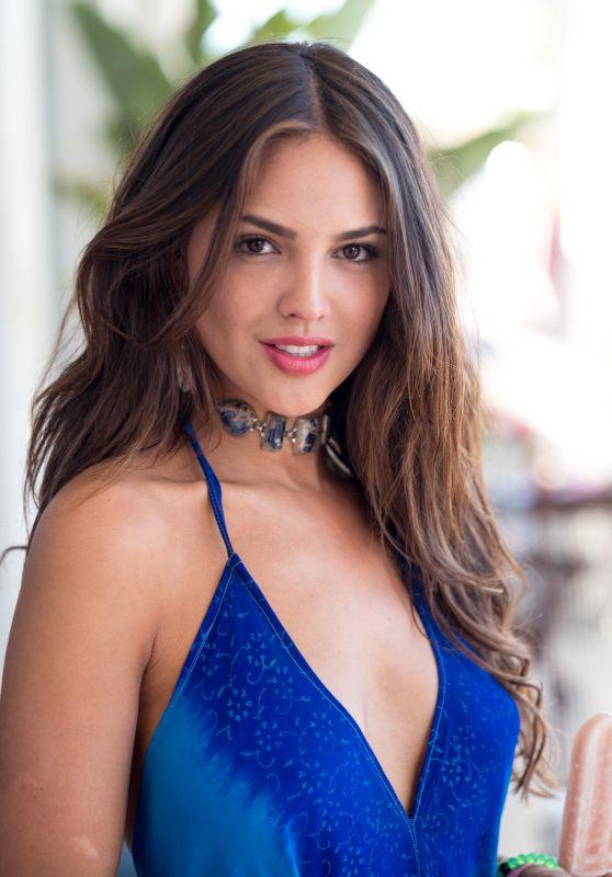 Eiza Gonzalez – REVOLVE festival at Coachella in Palm Springs 4/15/2017