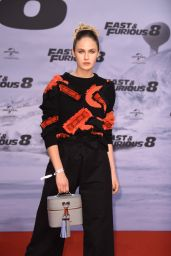 "Elena Carriere – ""Fast & Furious 8"" Premiere at CineStar Sony Center in Berlin 4/4/2017"
