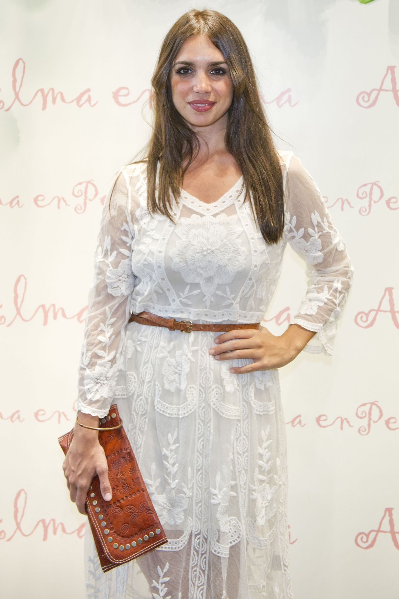 Elena Furiase - Alma En Pena Store Opening in Madrid, March 2017