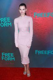 Eline Powell – Freeform Upfront in New York 4/19/2017