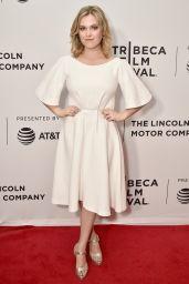 "Eliza Taylor - ""Thumper"" Premiere at Tribeca Film Festival 4/20/2017"