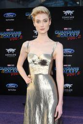 Elizabeth Debicki – Guardians of the Galaxy Vol. 2 Premiere in Los Angeles