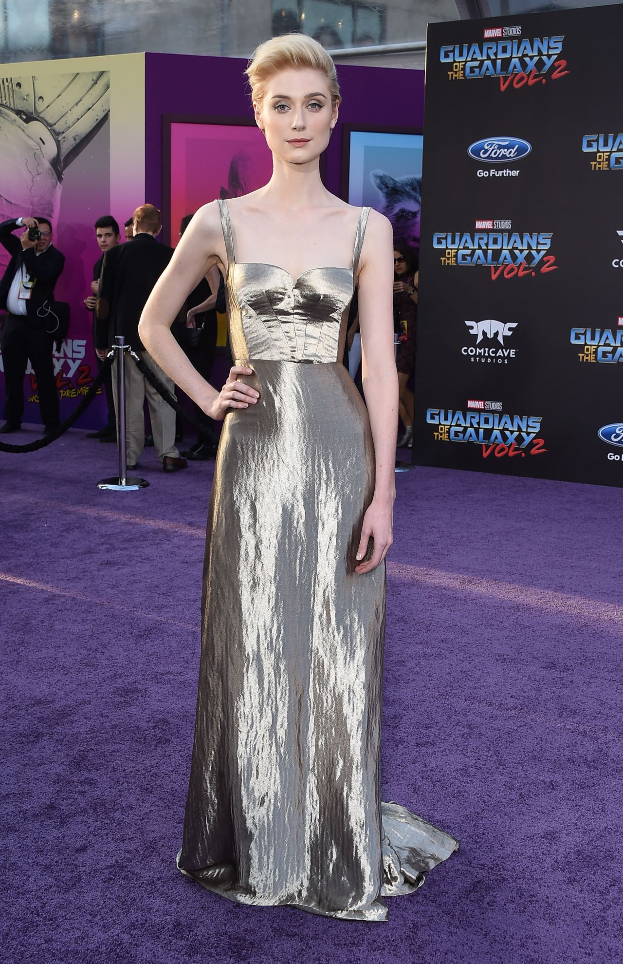 Elizabeth Debicki Guardians Of The Galaxy Vol 2