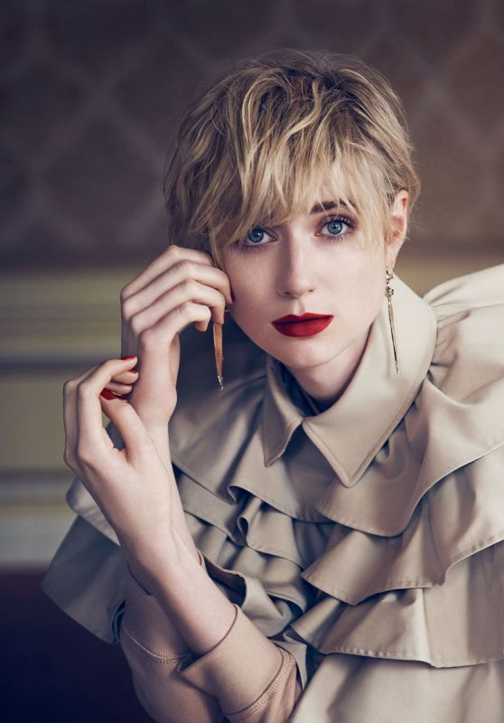 Elizabeth Debicki - InStyle Magazine Australia May 2017 Issue