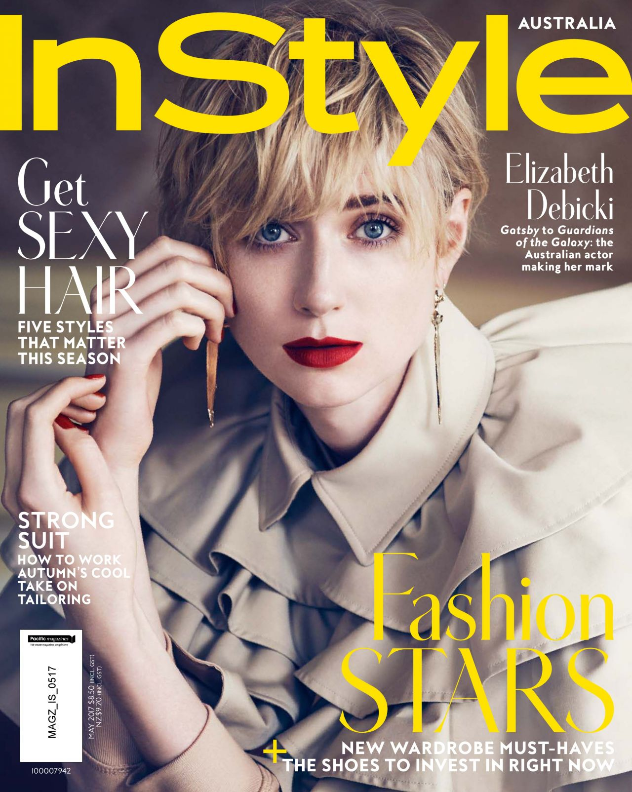Instyle Magazine Us: InStyle Magazine Australia May 2017 Issue