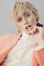 Elizabeth Debicki - The Sunday Times Style - April 2017 Issue