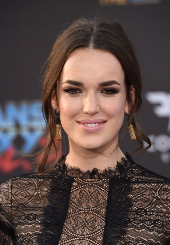 Elizabeth Henstridge – Guardians of the Galaxy Vol. 2 Premiere in Los Angeles