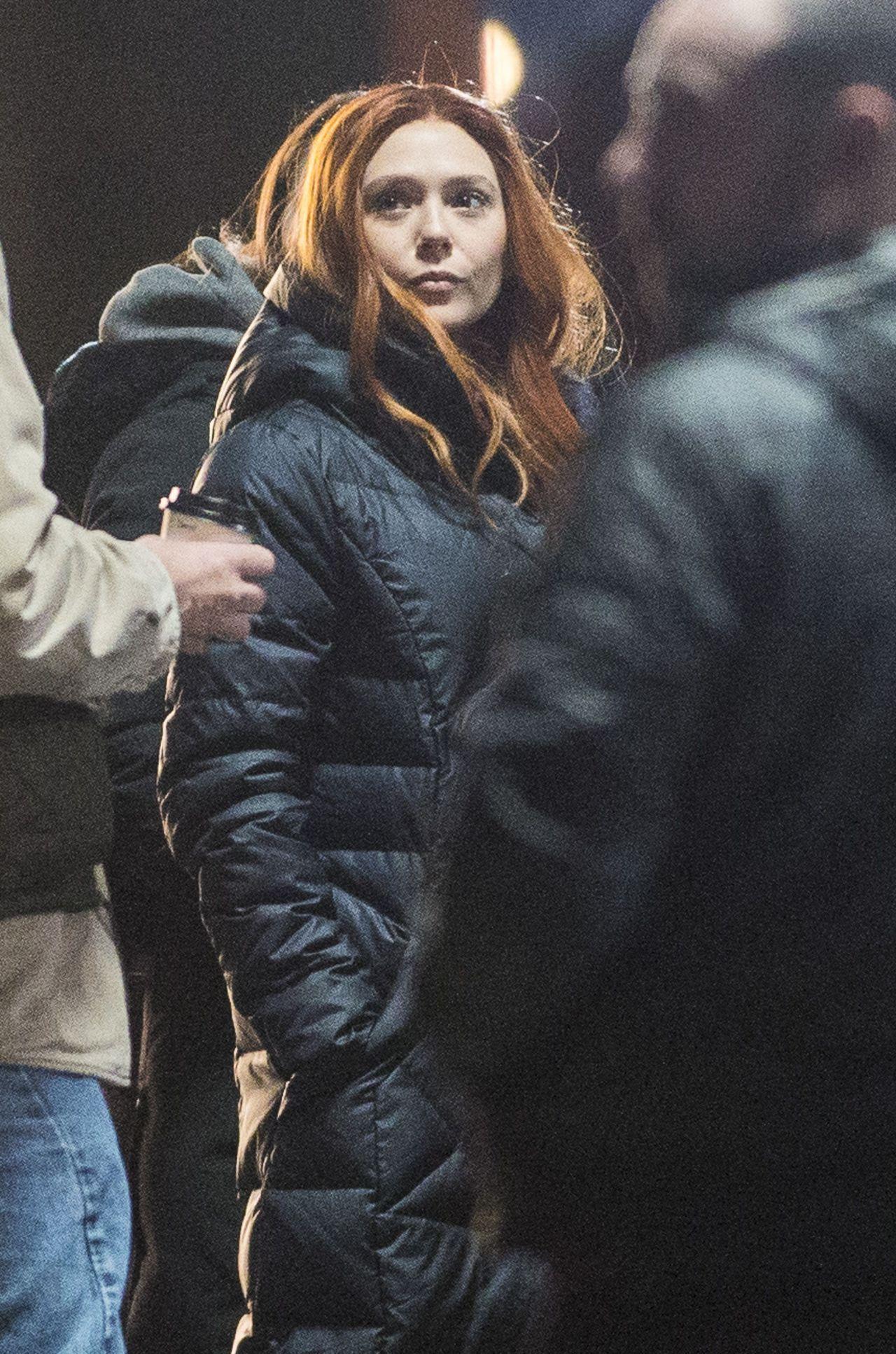Avengers 2 Elizabeth Olsen