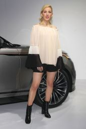 Ellie Goulding at The U.S. Debut of The Range Rover Velar in NYC 4/11/2017