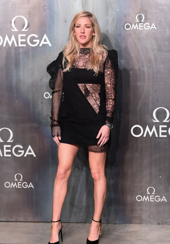 "Ellie Goulding - ""Lost in Space"" Anniversary Party at Tate Modern in London, UK 04/26/2017"