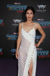 Elodie Yung – Guardians of the Galaxy Vol. 2 Premiere in Los Angeles